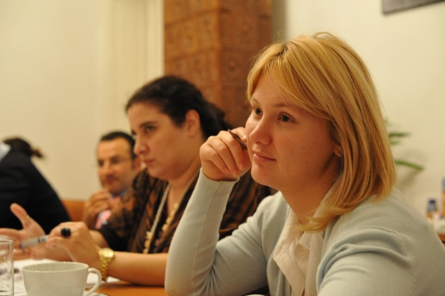 Aspen Institute Romania, Bucharest,  1st November 2011: Presentation to Young Leaders Program of Thoughts on Civil Liberty and Discussion